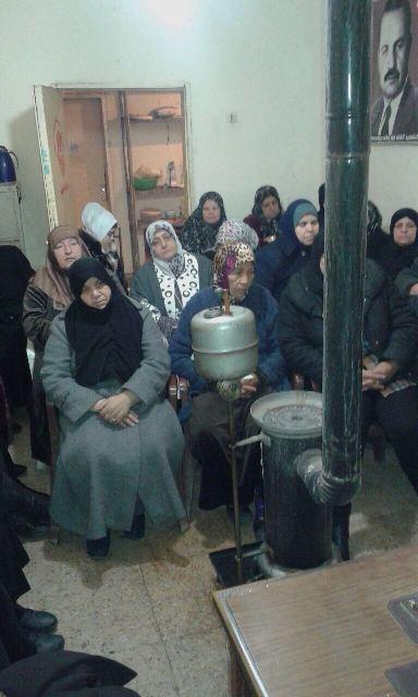 لجان المرأة الشعبية الفلسطينية في بعلبك تحتفل بعيد الأم