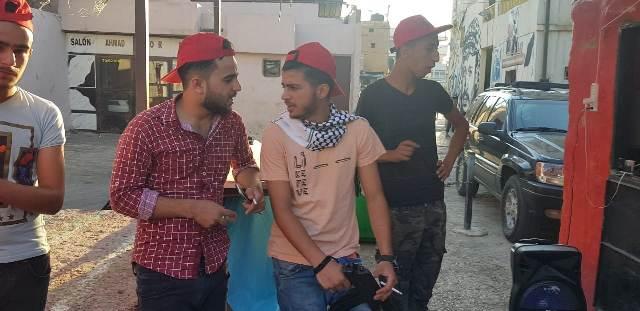منظمة الشبيبة الفلسطينية، في مخيم الجليل بعلبك، تحتفي بإطلاق سراح أيقونة فلسطين عهد التميمي