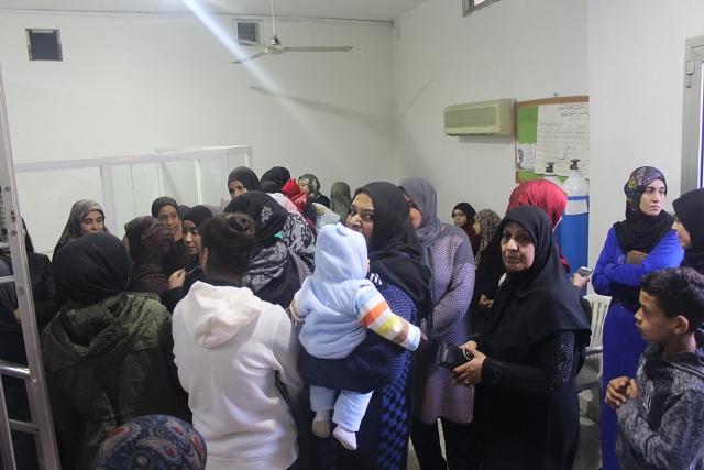 يوم صحيّ مجّانيّ تخصّصي في مستشفى بلسم ( صور)