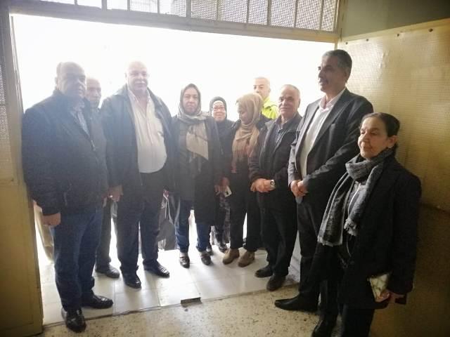 الشعبية في ذكرى انطلاقتها الـ52 تفتتح معرض الفن والتراث الفلسطيني في مخيم البداوي
