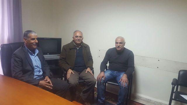 الشعبية في الشمال تزور حزب طليعة لبنان العربي الاشتراكي