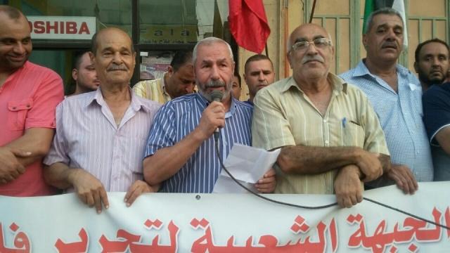 عماد عودة: مطالبون باعتبار قضية الأسرى من أولويات السياسة الفلسطينية وعلى المستويات كافّة.
