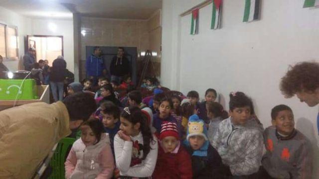 منظمة الشبيبة الفلسطينية ومؤسسة مشوار يعرضان فيلمًا إلكترونيًّا