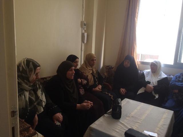 ندوة سياسية ووقفة تضامنية مع الأسرى وأهالي غزة