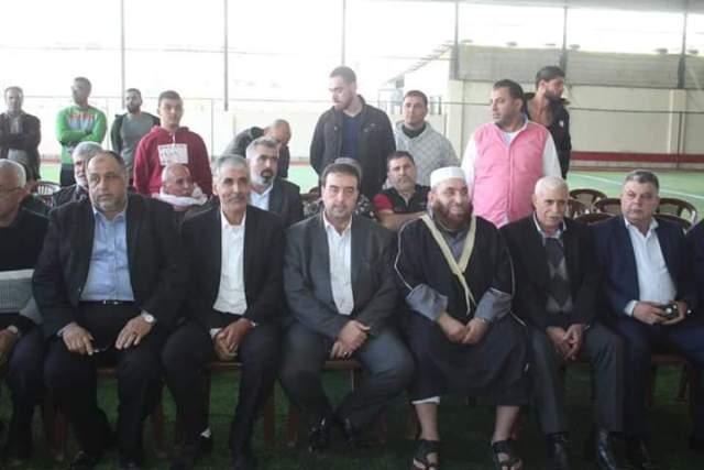 نادي الناصرة الرياضي يقيم مهرجانًا رياضيًّا