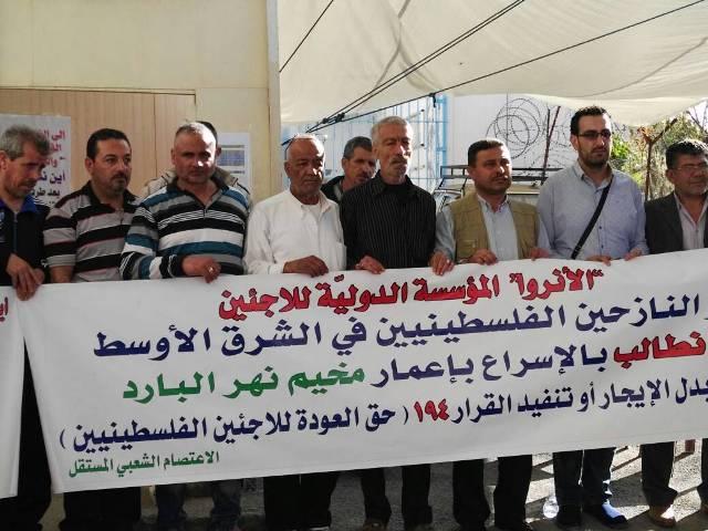 الاستاذ علي هويدي يزور خيمه الاعتصام الاهلي
