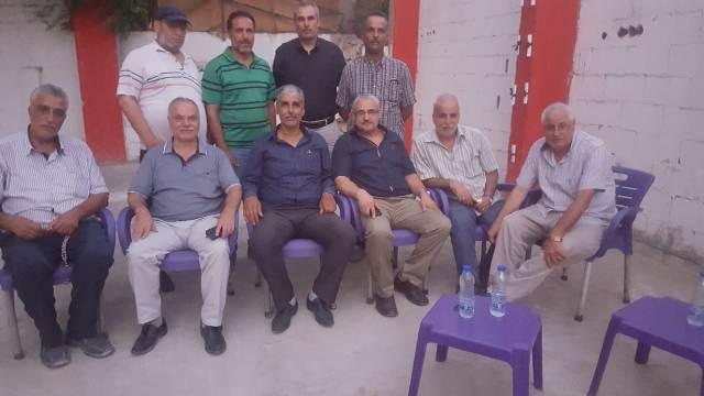 لقاء بين الجبهة الشعبية ونادي الناصرة