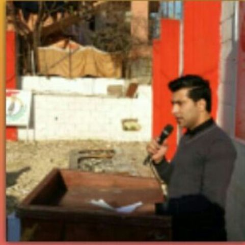 منظمة الشبيبة الفلسطينية - مفوضية نهر البارد  تفتتح المدرسة الوطنية لتعليم  تاريخ وجغرافية فلسطين