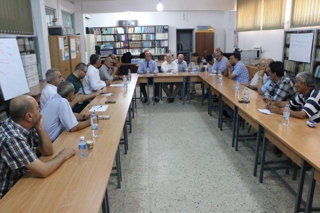 الفصائل واللجان الشعبية في الشمال تلتقي المدير العام للأنروا في لبنان