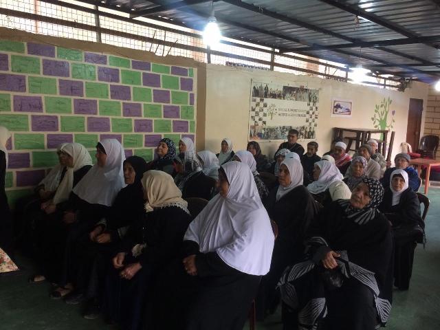 لجان المرأة الشعبية في مخيم نهر البارد تقيم ندوة صحية