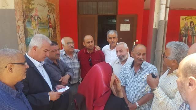 القيادة السياسية لمنظمة التحرير الفلسطينية في لبنان تعقد اجتماعًا لمتابعة تقليصات الأونروا