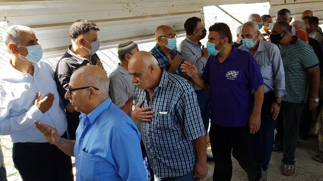 الجبهة الشعبية لتحرير فلسطين تشيّع رفيقها المناضل جمال أبو علي إلى مثواه الأخير