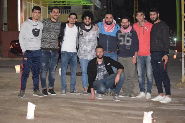 إيقاد الشمعة الأولى لروح المثقف المشتبك باسل الأعرج