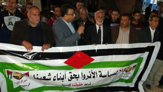 مروان عبد العال: المطالبة بإعمار مستشفى في مخيم نهر البارد هو من أنبل الاهداف التي تحملونها