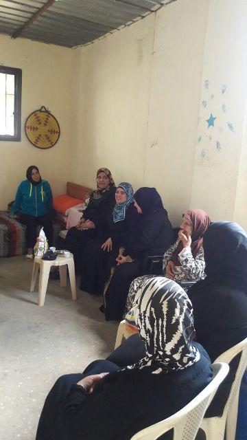 لجان المرأة الشعبية الفلسطينية في الشمال تحيي ذكرى النكبة السبعين
