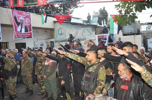 الشعبية في البداوي تضيء شعلة انطلاقتها الواحدة والخمسين
