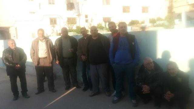 مسيرة في مخيم نهر البارد بمناسبة يوم الشهيد الجبهاوي