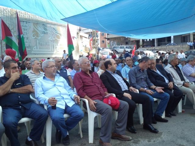 الحزب الشيوعي اللبناني يحتفي بالذكرى الـ35 لانطلاقة جبهة المقاومة اللبنانية ( جمول)
