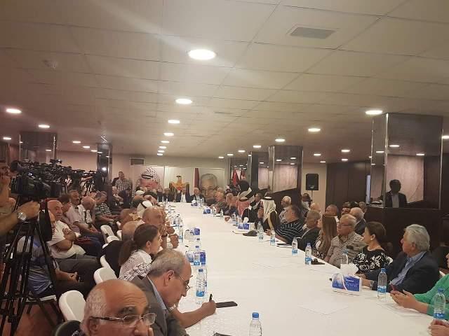 70 حزباً وفصيلاً وهيئة ترفض ورشة البحرين في سفارة فلسطين