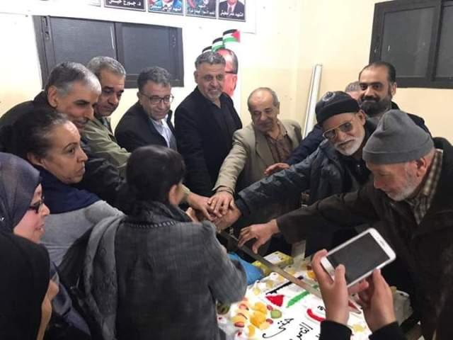 الشعبية في البداوي تحتفي بذكرى انطلاقتها الـ52