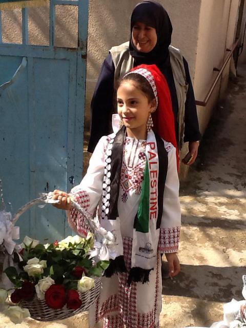 مؤسسة الأطفال والشبيبة الفلسطينية تشارك في افتتاح مشروع الطب العائلي