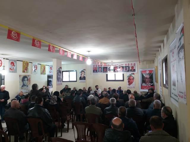 غنومي: محاكم الاحتلال لن تنجح في تقويض دور أحمد سعدات القيادي