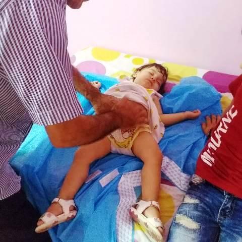 يوم صحي مجاني في مخيمي نهر البارد و البداوي