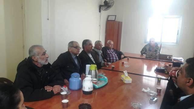الجبهة الشعبية تلتقي حزب الشعب في منطقة الشمال
