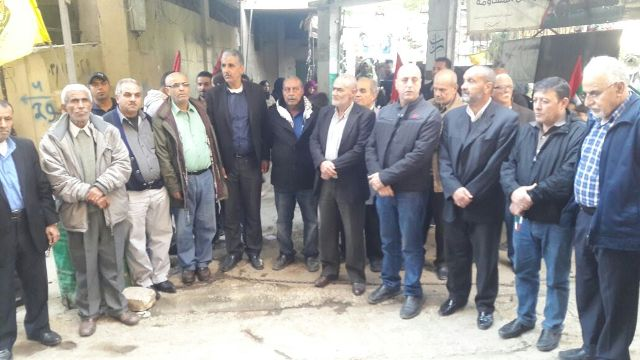 الشعبية في البداوي تحيي ذكرى الشهيد جيفارا غزة