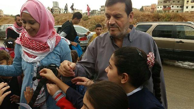 منظمة الشبيبة الفلسطينية في مخيمات لبنان تحيي الذكرى المئوية لوعد بلفور