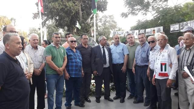 الجبهة الشعبية لتحرير فلسطين تشارك في إحياء ذكرى مجزرة تل الزعتر