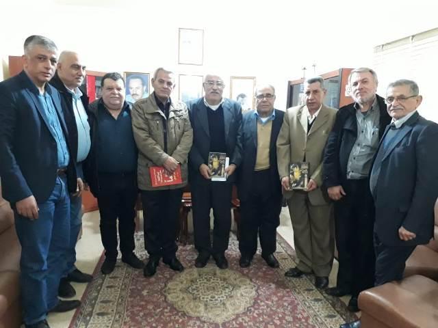 لقاء بين الجبهتين الشعبية وحزب طليعة لبنان