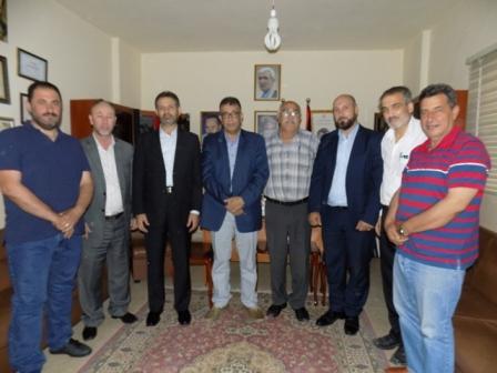 الشعبية تلتقي حركة الجهاد الإسلامي في لبنان