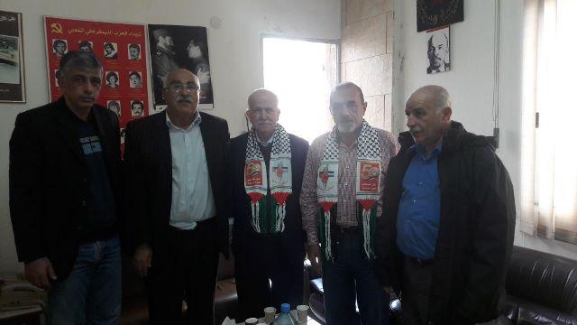 الشعبية في بيروت تلتقي الحزب الديمقراطي الشعبي
