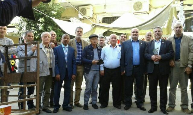 اعتصامات بيروت ضد سياسة الأونروا التعسفية مستمرة