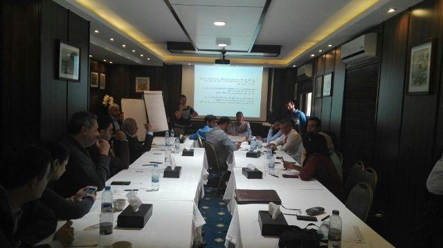 الجبهة الشعبية لتحرير فلسطين في لبنان تشارك في ورشة عمل حول تفعيل مقاطعة( إسرائيل)