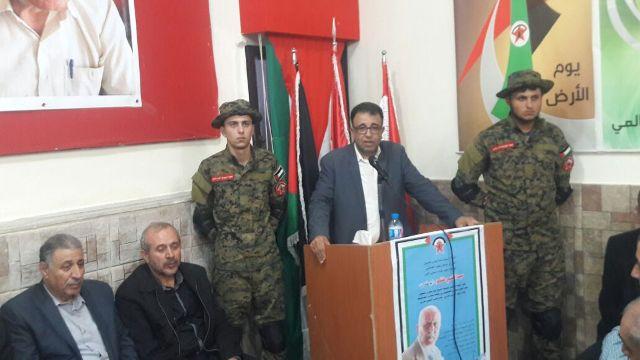 الجبهة الشعبية لتحرير فلسطين  تقدم التعازي للجبهة الديمقراطية لتحرير فلسطين