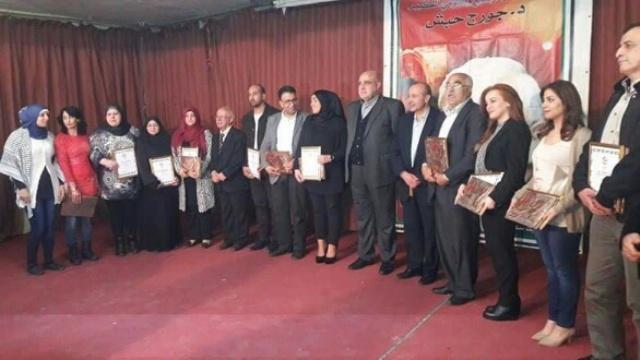 الشعبية: تحتفي بيوم المرأة العالمي ويوم الشهيد الجبهاوي في مخيم برج البراجنة