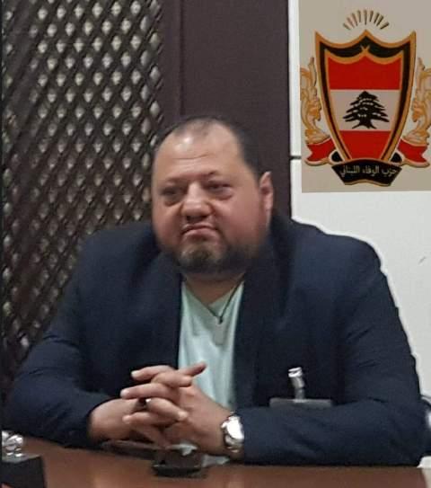 نهج الوفاء لأبي علي مصطفى- رئيس حزب الوفاء اللبناني الدكتور أحمد علوان