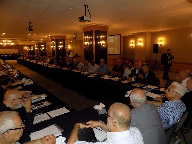 بالفيديو: مؤتمر في بيروت لإطلاق حملة شعبية عربية وعالمية من أجل إلغاء العقوبات وإسقاط الحصار الجائر على سوريا