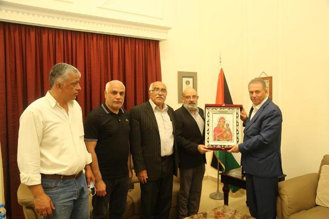 وزير الدفاع اللبناني السابق يعقوب الصراف: القدس هي مركز الصراع مع المشروع الصهيوني