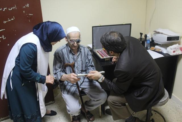 يوم صحي مجاني في مستشفى حيفا بمخيم برج البراجنة