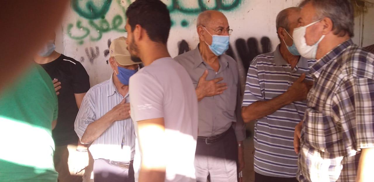 الجبهة الشعبية لتحرير فلسطين تشيع رفيقها القائد المناضل أبو العبد يونس إلى مثواه الأخير