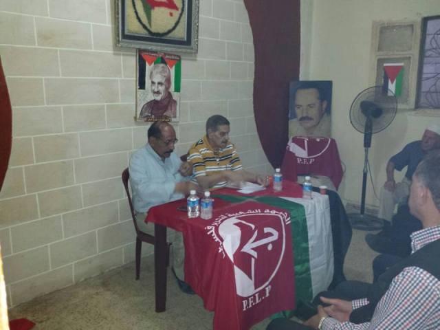 الشعبية في مخيم برج البراجنة أحيت ذكرى النكبة 68 ويوم العمال العالمي