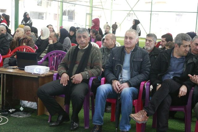 الجبهة الشعبية لتحرير فلسطين في بيروت ومخيم برج البراجنة تشارك في ذكرى تأسيس جمعية أمان الخيرية
