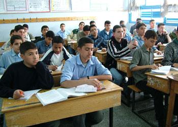 التعليم في مدارس الأنروا بين الأمس واليوم