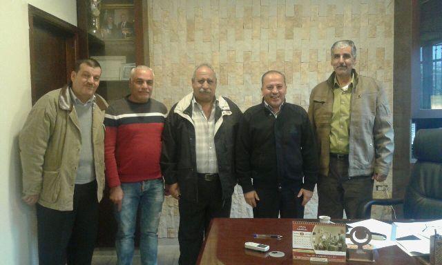 الجبهة الشعبية لتحرير فلسطين في الشمال تجول في طرابلس وعكار