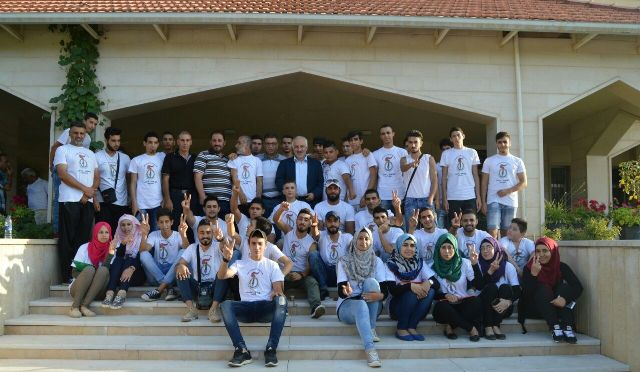 أبو جابر: على هذا الجيل أن يتمسك بالنضال الفلسطيني