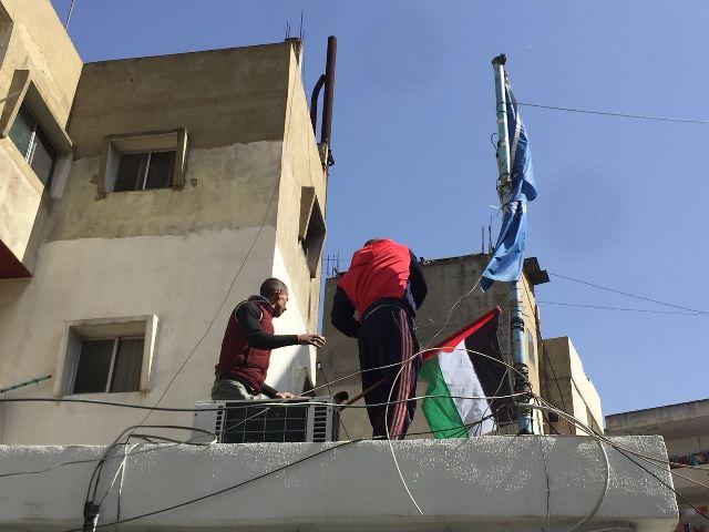 خارطة فلسطين ليست مجرد لوحة على جدار- شذى عبد العال