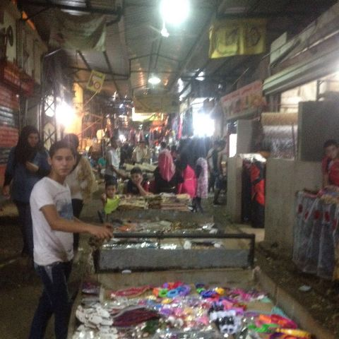 عيد مخيم عين الحلوة